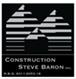 Construction Steve Baron, L'Assomption