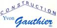 Construction Yvon Gauthier, Mirabel