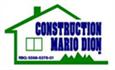 Construction Mario Dion, Pont-Rouge