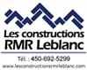 Constructions RMR Leblanc, Châteauguay