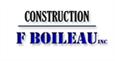 Construction F. Boileau Inc, Saint-Malachie
